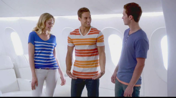 Old Navy Tees TV Spot, 'Airplane' Featuring Mr. T - Thumbnail 2