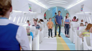 Old Navy Tees TV Spot, 'Airplane' Featuring Mr. T - Thumbnail 3