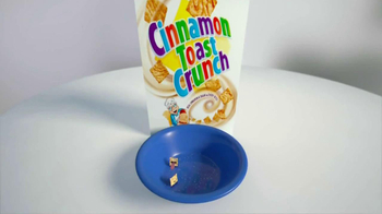 Cinnamon Toast Crunch TV Spot, 'Turned Tables' - Thumbnail 1