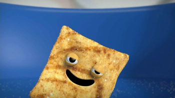 Cinnamon Toast Crunch TV Spot, 'Turned Tables' - Thumbnail 8