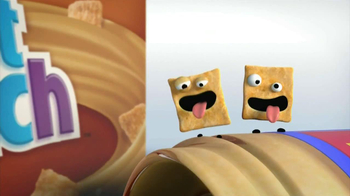 Cinnamon Toast Crunch TV Spot, 'Turned Tables'