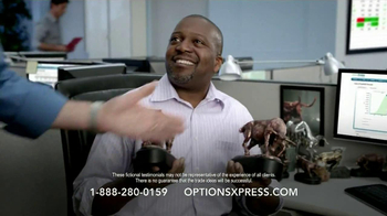 OptionsXpress TV Spot, 'Appreciation'