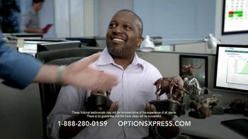 OptionsXpress TV Spot, 'Appreciation' - 115 commercial airings