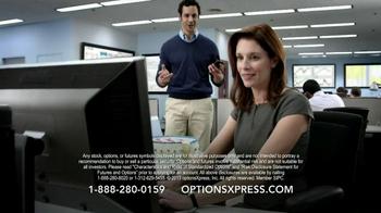 OptionsXpress TV Spot, 'Appreciation' - Thumbnail 7