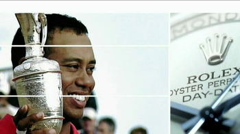 Rolex Oyster Perpetual TV Spot Featuring Tiger Woods - Thumbnail 7