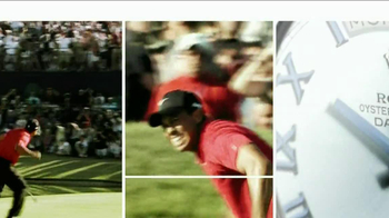 Rolex Oyster Perpetual TV Spot Featuring Tiger Woods - Thumbnail 9
