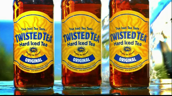 Twisted Tea TV Spot \'Beer+Tea\'
