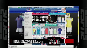 Tennis Express TV Spot, 'Best Tennis'