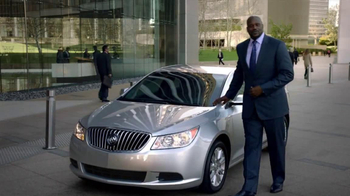 2013 Buick Lacrosse TV Spot, 'More Than Expected' Feat. Shaquille O'Neal - Thumbnail 7