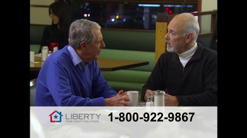 Liberty Home Equity Solutions TV Spot, 'Diner' - Thumbnail 5
