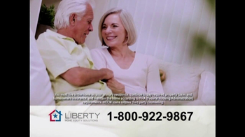 Liberty Home Equity Solutions TV Spot, 'Diner' - Thumbnail 9
