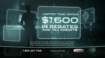 Lennox Industries TV Spot, 'Sun Powered' - Thumbnail 8