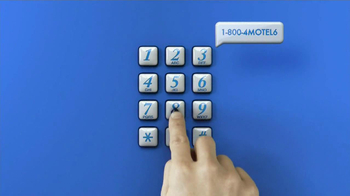 Motel 6 TV Spot, 'Easy to Find'