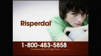Meyer Blair TV Spot, 'Risperdal' - Thumbnail 1