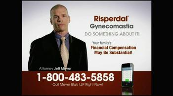 Meyer Blair TV Spot, 'Risperdal' - Thumbnail 5