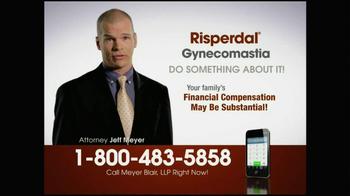 Meyer Blair TV Spot, 'Risperdal' - Thumbnail 6