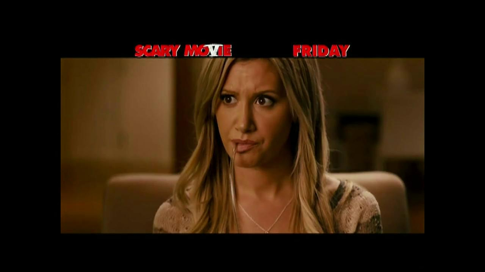 Scary Movie 5 TV Movie Trailer