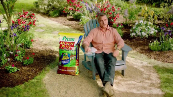 Preen Mulch Plus TV Spot, 'Building Character' - Thumbnail 5