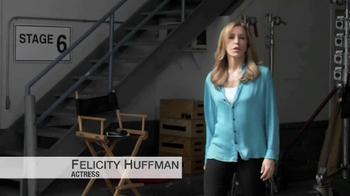 The Lustgarten Foundation TV Spot  Featuring Felicity Huffman - Thumbnail 1