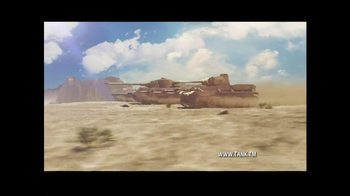 World of Tanks TV Spot, 'Filled With Explosions'