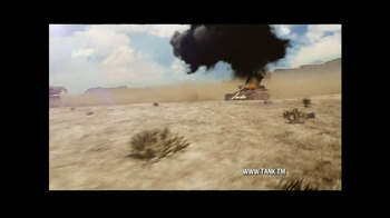 World of Tanks TV Spot, 'Filled With Explosions' - Thumbnail 4