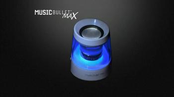 Music Bullet Max TV Spot