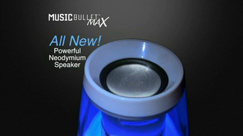 Music Bullet Max TV Spot - Thumbnail 3