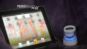 Music Bullet Max TV Spot - Thumbnail 7