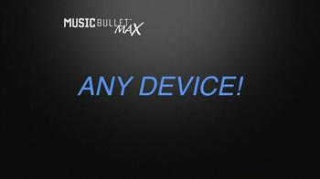 Music Bullet Max TV Spot - Thumbnail 8