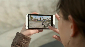 Best Buy Blue Shirt Beta Test TV Spot, 'Stephanie Tests HTC One' - Thumbnail 6