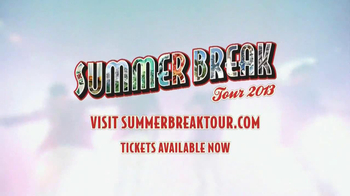 Nickelodeon Summer Break Tour TV Spot, 'Big Time Rush & Victoria Justice' - Thumbnail 9