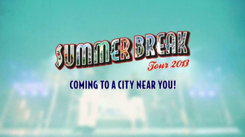 Nickelodeon Summer Break Tour TV Spot, 'Big Time Rush & Victoria Justice' - Thumbnail 8