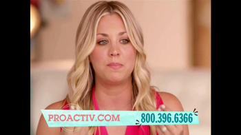 Proactiv TV Spot, 'Stick with It' Featuring Kaley Cuoco - Thumbnail 8