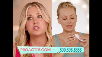 Proactiv TV Spot, 'Stick with It' Featuring Kaley Cuoco - 18 commercial airings