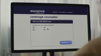 Esurance TV Spot, 'Insurance From the Future' - Thumbnail 8