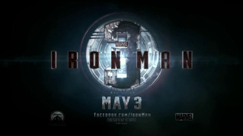 Red Baron TV Spot, 'Iron Man 3' - Thumbnail 10