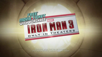 Red Baron TV Spot, 'Iron Man 3' - Thumbnail 5