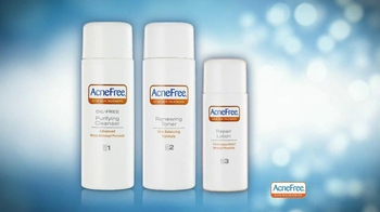 Acne Free 24- Hour Acne Clearing System TV Spot, 'Around-the-Clock' - Thumbnail 4