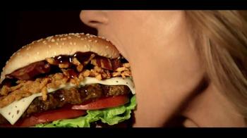 Carl's Jr. Jim Beam Bourbon Burger TV Spot, 'The Graduate' Ft. Heidi Klum - Thumbnail 5