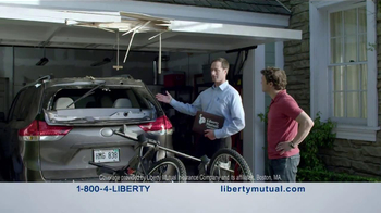 Liberty Mutual Multi-Policy Discounts TV Spot, 'Humans' - 5633 commercial airings