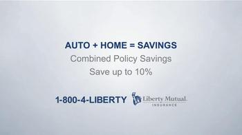 Liberty Mutual Multi-Policy Discounts TV Spot, 'Humans' - Thumbnail 5
