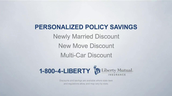 Liberty Mutual Multi-Policy Discounts TV Spot, 'Humans' - Thumbnail 8