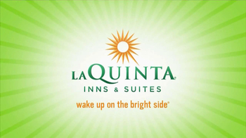 LaQuinta Inns and Suites TV Spot, 'Outside the Box' - Thumbnail 9