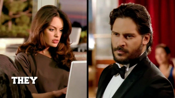 Magnum Gold TV Spot, 'Gold Safe' Featuring Joe Manganiello - 2159 commercial airings
