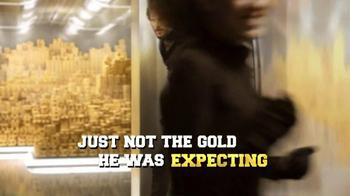 Magnum Gold TV Spot, 'Gold Safe' Featuring Joe Manganiello - Thumbnail 6