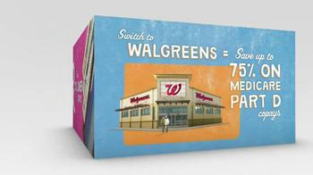 Walgreens TV Spot , 'Medicare Part D' - Thumbnail 4