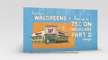Walgreens TV Spot , 'Medicare Part D' - Thumbnail 5