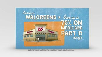 Walgreens TV Spot , 'Medicare Part D' - Thumbnail 6