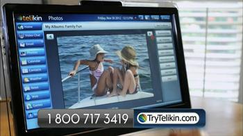 Telikin TV Spot - 240 commercial airings