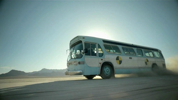 Trane TV Spot, 'Bus Jump' - 89 commercial airings